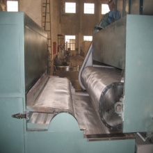 Conveyor mesh belt dryer for dehydrate vegetable