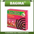 Bobina del mosquito de Baoma Moon Star Series