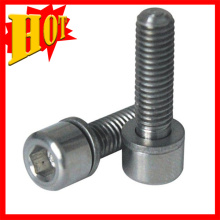 Pure Titanium Bolt with Samples in Stock