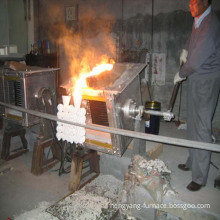 Zinc Ingot Melting Furnace
