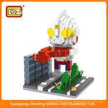 Blocos de construção de brinquedos, tijolos de construção inteligente, blocos loz