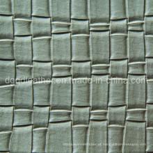 Moda Upholstery de couro Semi-PU (QDL-US0001)
