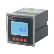Hall sensor connected dc power meter with wifi