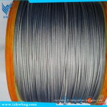 ASTM A276 321 fil de soudage en acier inoxydable laminé à chaud