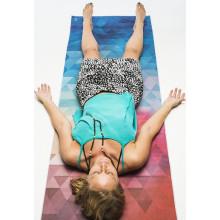 Hot Selling Wholesale Anti-slip Microfiber Yoga Towel