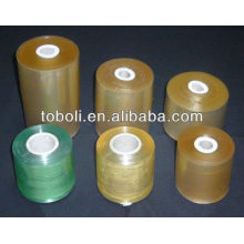 PVC stretch film for wires and cables