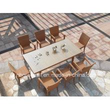 Großhandel gebrauchte Stackable Stuhl Freizeit Gartenmöbel