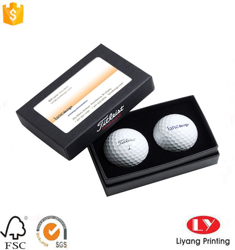 golf packaging box