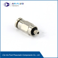 Air-Fluid AHBPC04-M10*1 Lubrication Straight Adapoter