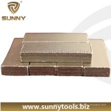Sunny Tools Surprenez votre structure de couche Coupe de basalte segments de diamant