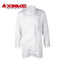 conceptions uniformes d'hôpital d'infirmière de polyester / coton
