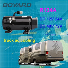 12v dc air conditioner compressor for cars by electric motor universal type electric automotive ac compressor