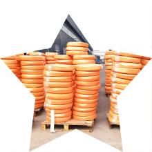 high flexible semperit dunlop smooth surface hydraulic hose 1SN 2SN R1 R2