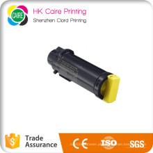 Cartucho de tonalizador compatível da cor para DELL H625cdw / H825dcw / S2825cdn