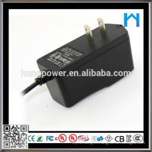 Adaptador dc us 8v 500ma ul pared adaptador de corriente variable adaptador europeo