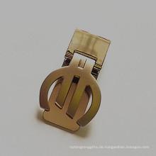 2014 Förderung-Metallgeld-Klipp mit kundengebundenem Firmenzeichen (F7001)