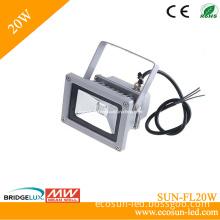 Ultra Brightness 20W LED Floodlight for Outdoor Decoration (SUN-FL20W)