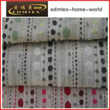 Poliéster tecido sofá jacquard EDM0022