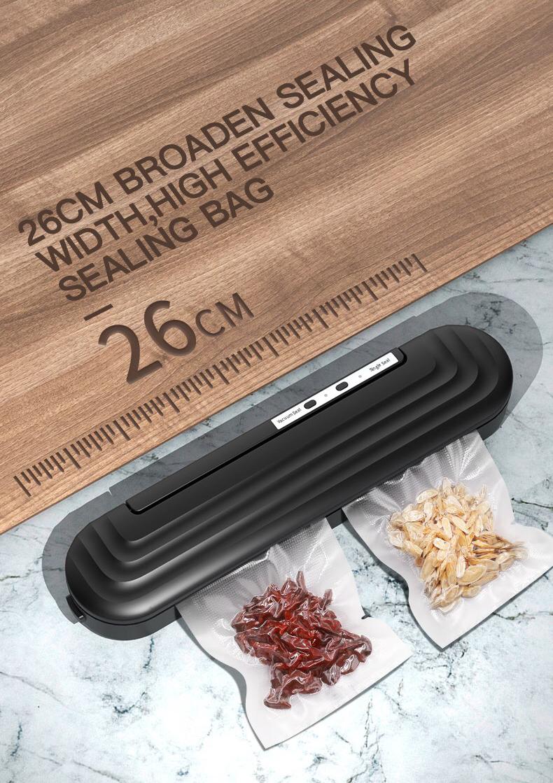 Food Vacuum Sealer Restaurant