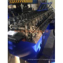 Supermakret Goods Écran Étagères en acier Roll formant machine de production Jeddah