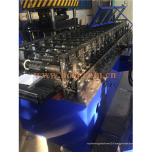 Supermakret Goods Écran Étagères en acier Roll formant machine de production Jeddah