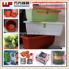 Factory price high quality Rectangular planter Mould/OEM Custom plastic injection Rectangular planter Mold/Mould for planter