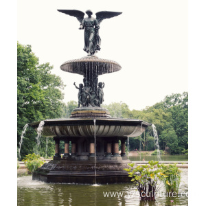 Large Outdoor Bronze Garden Fountains For Sale