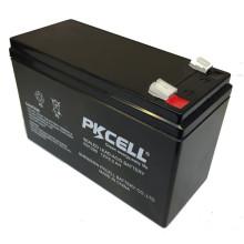 Резервная батарея герметичная свинцово-кислотная 12В 9ач Аккумулятор ИБП необслуживаемые аккумуляторные батареи