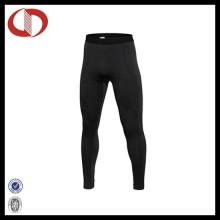 Desgaste cor Spandex esportes compressão Running calças para homens