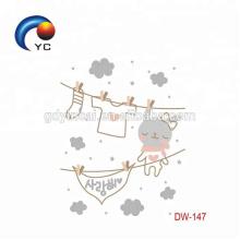 Etiqueta engomada impermeable del tatuaje con estilo encantador para niños