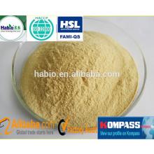 Fournir l'enzyme de haute qualité de lipase pour l'additif d'alimentation des animaux