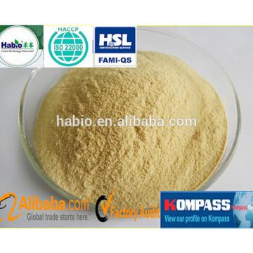Fornecimento de enzima lipase de alta qualidade para alimentação animal-aditivo