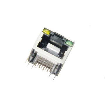 CONECTOR FLASH DO OURO RJ45 10P8C