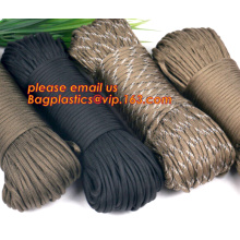 Military standard barided Static Ropes,  Air cargo restraint military pallet nets,  Industrial Static Ropes work for positioning