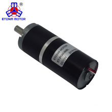 high torque dc motor 24v 20w brushless planetary gear motor 36mm