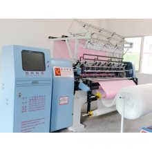 Shuttle computadorizado estofando Comforter máquina máquina estofando