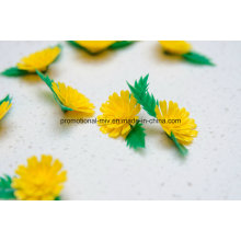 Cheap Decorative Artificial Plastic Chrysanthemum Flowers for Restaurant
