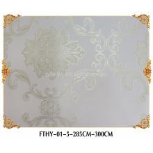 Papel pintado interior de alta calidad de Feitex, papel pintado de las paredes de la vida, papel pintado de la pared de la TV