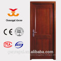 Country style single leaf residential wooden doors