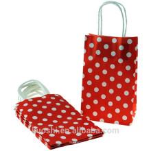 sac en papier kraft lavable imperméable à l'eau