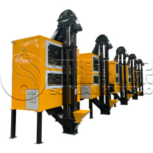 Pvc recycled Plastic Granulation separating Machine