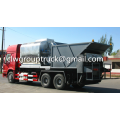 SINOTRUCK HOWO 6X4 6 + 10CBM scellant à puce synchrone