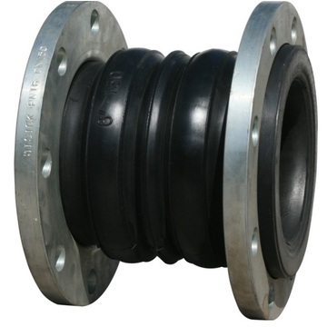 Double Sphere Flange Expansion Rubber Bersama