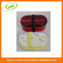 Lebensmittel-Plastikbehälter (RMB)