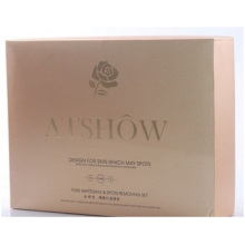 Cosmetics Box, Carton Mask Box Packing Box Printing Gift Box