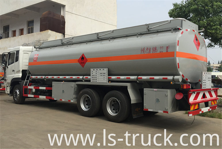 Big capacity oil tanker truck for sale