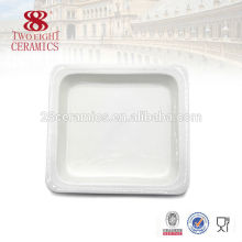 Ceramic white buffet dishes tray equipment from Guangzhou