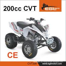 Transmisión de CVT automático Atv 200cc