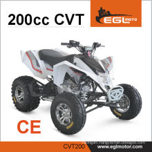 Automatic 200cc CVT Transmission Quad Atv