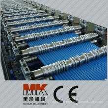 arched roofing sheet roll forming machine